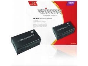 Ethereal IHT-1X2HDMSPL 1x2 HDMI Splitter