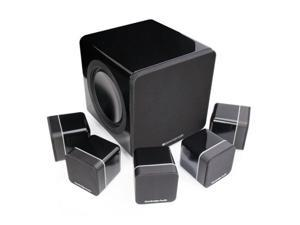 Cambridge Audio Minx S315 v2 Theater Speaker System - Black