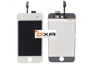 (US Shiping) White LCD Screen & Touch Glass Digitizer Assembly for iPod Touch 4 4G 4th Generation + Tool