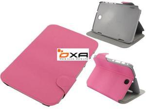 US Stock Pink Sleep Leather Smart Case Stand Cover For Samsung Galaxy Note 8.0 N5100 N5110
