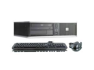 HP DC5800 Intel Core Duo 2000 MHz 80Gig HDD 2048mb DVD ROM Windows 7 Home Premium 32 Bit Desktop Computer