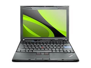"Lenovo ThinkPad X201 Intel i5 2400 MHz 160Gig HDD 4096mb NO OPTICAL DRIVE 12.0"" WideScreen LCD Windows 7 Home Premium 32 ..."