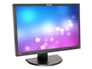 "IBM ThinkVision L2440p 24"" WideScreen LCD Flat Panel Computer Monitor Display"
