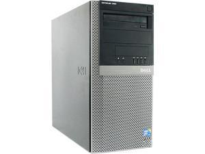 Dell Optiplex 960 INTEL Core 2 Quad 2600 MHz 320Gig HDD 4096mb DVD ROM Windows 7 Professional 64 Bit Desktop Computer
