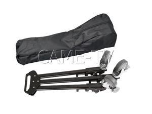 CAME-TV Universal Foldable Tripod Dolly With Handle