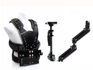 Wieldy 1-7kg Load Carbon Fiber Stabilizer Steadicam Camera Video Steadycam