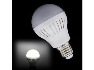 E27 21 SMD5050 LED Light Cold White Good Energy Efficient Bulb Lamp 110V/7W