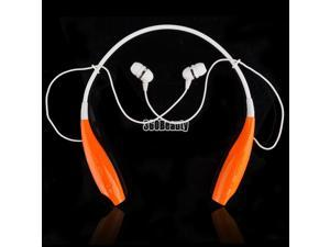 HBS-700 Wireless Bluetooth HandFree Sport Stereo Headset headphone For Samsung iPhone LG