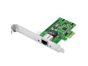 Gigabit PCI-E 10/100/1000M  Network Ethernet LAN Express Card