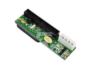 New 2.5/3.5 Drive SATA to ATA IDE Converter Adapter