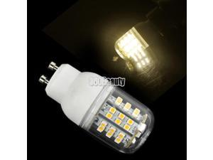 New GU10 SMD3528 48 LED Light Bulb Lamp Warm White 200-240V