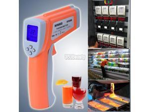 Dual Laser Optical Focus Temperature Gun Non-contact Infrared Thermometer