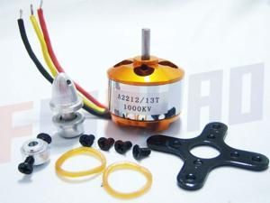 4Sets/lot A2212 1000KV Brushless Outrunner Motor + 30A Speed Controller ESC ,RC Aircraft 4 Axis Quadcopter UFO