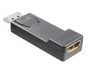 Display port DP male to HDMI female adapter USB with audio