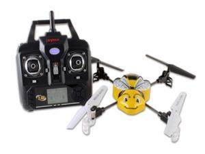 Syma X1 2.4G 4CH RC Flying BumbleBee Ultra Micro Bee QuadCopter Helicopter With 360 Degree Eversion Gyro