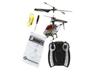 SYMA S800G 4CH Infrared RC Helicopter 3D Full Function W/ Gyro LED RTF S800 4 Channle Gift Toy