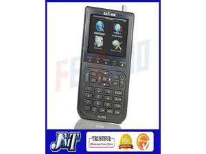 "Satlink WS-6908 3.5"" LCD DVB-S FTA Handheld Digital Satellite TV Signal Finder Meter USG WS6908"