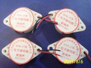 5Pcs SFM-27 3-24V Electronic Intermittent Sound Buzzer Buzzerphone Alarm