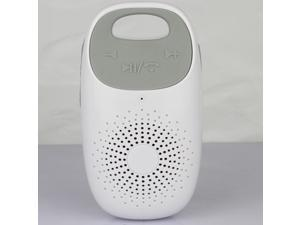 New Bluetooth White IPX4 Waterproof Stereo Speaker Perfect Sound for iPhone/iPad