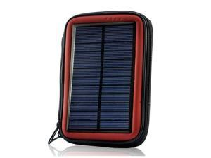 Solar Battery Charger Case - Weatherproof, 2200mah Battery