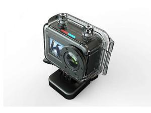 Full HD Waterproof Action Sport Camera/Camcorder with Waterproof Case & RF Remote Controller