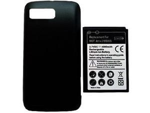 Extended Battery w/Door for Motorola Atrix 2 (3.7VDC - 4000 mAh)