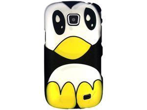 Samsung Galaxy Proclaim / Samsung Illusion SCH-I110 Comic Penguin Protector Faceplate