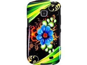 Samsung Galaxy Proclaim / Samsung Illusion SCH-I110 Jungle Flower Blast Protector Faceplate