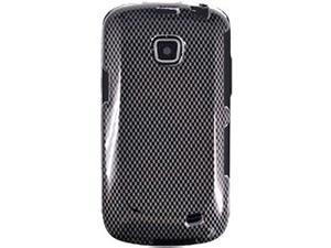 Samsung Galaxy Proclaim/Illusion SCH-I110 Carbon Fiber Snap-On Protector Faceplate