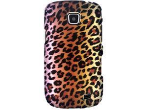 Samsung Galaxy Proclaim / Samsung Illusion SCH-I110 Gradient Leopard Protector Faceplate