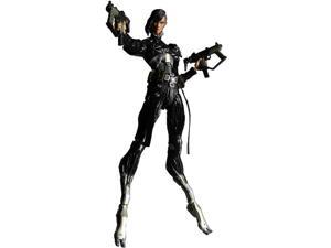 Deus EX: Human Revolution Play Arts Kai Elena Fedorova Action Figure