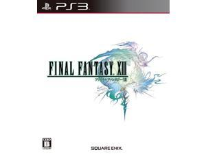 Final Fantasy XIII [Japan Import]