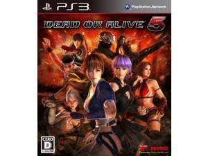 Dead or Alive 5(japan Import)