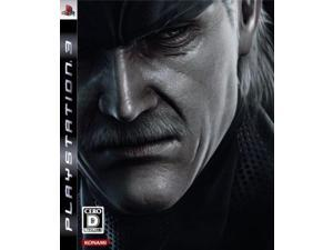 Metal Gear Solid 4: Guns of the Patriots [Japan Import]