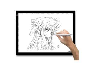 Huion  LED Super Bright Light Tracing Pad Light Box Drawing Box- A3 LED Tracing Board