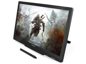 Huion KAMVAS GT-220 V2 with 8192 Pen Pressure Graphics Drawing Monitor Talet Monitor 21.5 Inch HD 1920x1080 Pen Display-Black