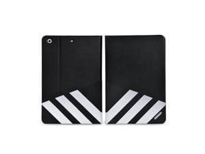 Folio PU Leather Stand Cover Case for Apple iPad Mini 2 Black
