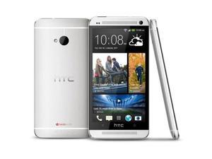 HTC One M7 Silver Android Quad-core 32GB GSM Factory Unlocked phone