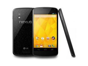 "LG Nexus 4 Smartphone Wifi 4.7"" True HD IPS Plus Screen Android 4.2.2 Quad Core 2G RAM 16GB ROM 8MP Camera HSPA+42 Mbps"