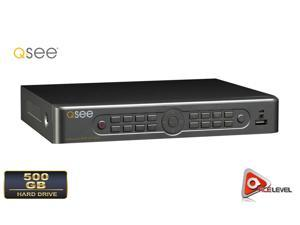 Q-SEE Real Time 960H Resolution 4CH DVR with 500Gb Drive QT5440-5 - OEM