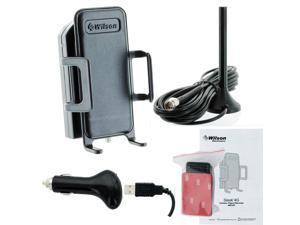 WILSON ELECTRONICS 460107 Sleek(R) 4G Kit