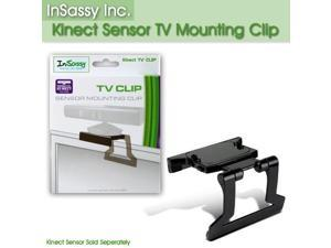 TV Mount Clip Holder for Microsoft xBox 360 Kinect Sensor