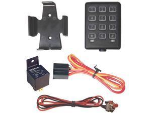 megatronix kp10 illuminated digital keypad starter kill immobilizer security system. Black Bedroom Furniture Sets. Home Design Ideas