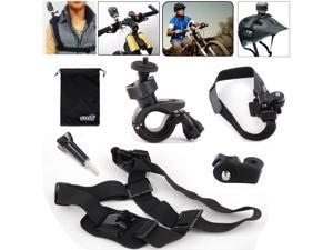 EEEKit for Sony Action Cam HDR-AS30V/HDR-AS100V Shoulder/Handlebar/Helmet Mount
