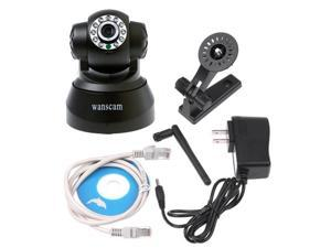 Indoor Wireless WIFI surveillance CCTV Network IP Camera Security - 11 Led Night Vison Alarm Detection Motion Detection (IR-cut, ...