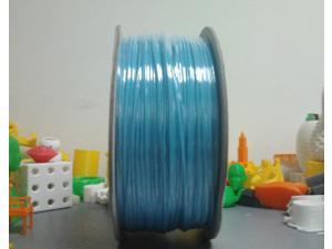 3D printer PLA Luminous Blue 3mm Filament 1kg for Reprap Makerbot Mendel UP