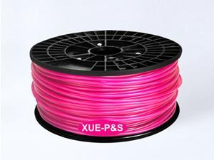 3D printer PLA Pink 3mm Filaments 1kg(2.2lb) for Reprap Makerbot Mendel UP