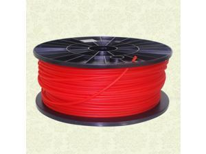 3D printer PLA Red 1.75mm Filaments 1kg(2.2lb) for Reprap Makerbot Mendel UP