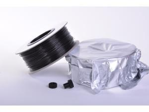 Zen Toolworks 3D Printer 1.75mm Black PLA Filament 1kg (2.2lbs) Spool