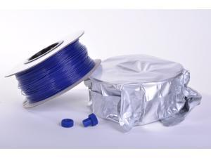 Zen Toolworks 3D Printer 1.75mm Blue PLA Filament 1kg (2.2 lbs) Spool
